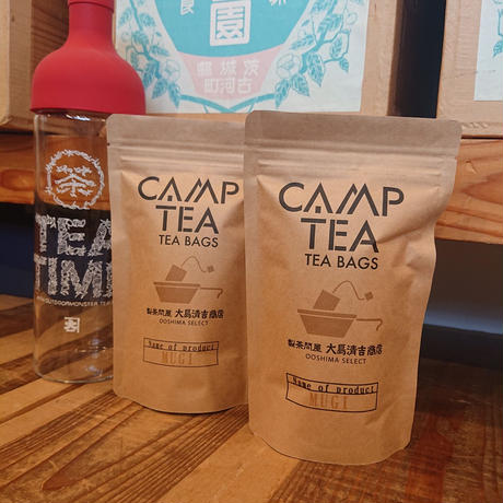CAMP TEA  『MUGI』 大袋