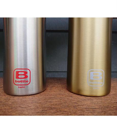 ブガッティ 真空二層ステンレスボトル Bugatti ゴールド、ステンレス