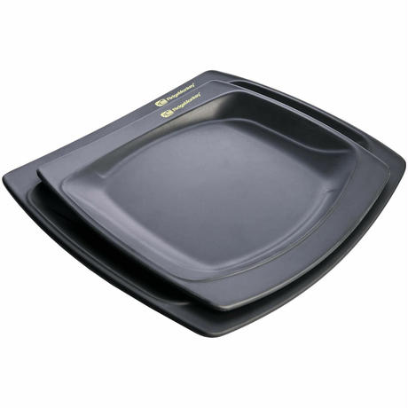 Ridge Monkey SQ DLX Melamine Plate Pack