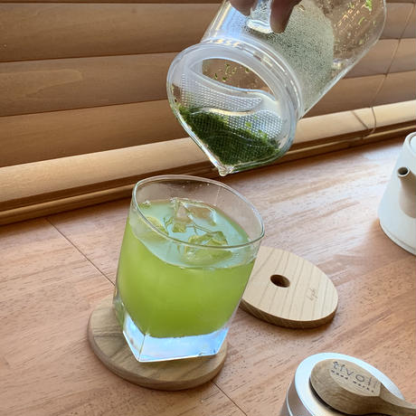 TEABOY Filter Tea Pot Clear フィルターティーポット