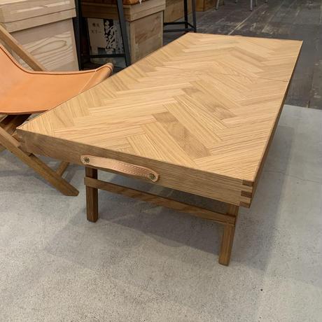 TivoliWoodWorks PopUp Wood ローテーブル