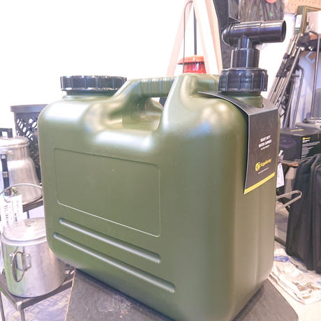 Ridgemonkey  Heavy Duty Water Carriers 15L ジャグ ヘビーデューティウォーターキジャグ 15L