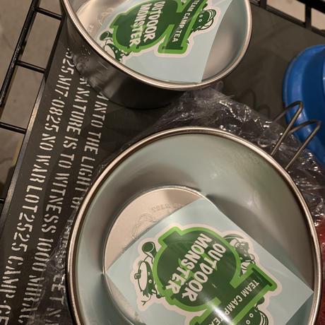 【ノーマルサイズ】エンボスシェラカップ TEABOY &Tea&Kyusu