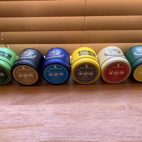 Teaboy 缶トップステッカー 6色セット