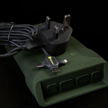 Ridge Monkey Vault C-Smart Wireless 26950mAh ワイヤレスバッテリー