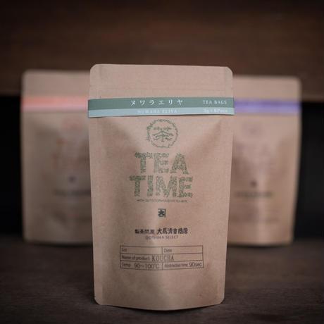 OOSHIMA SELECT 紅茶 ASSAM/NUWARA ERIYA/EARL GREY