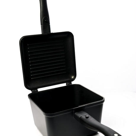 Ridge Monkey Connect Multi-Purpose Pan and Griddle Set