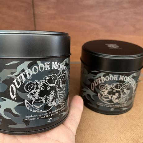 TEA BOY ブラック茶缶のブラックお茶迷彩 CT