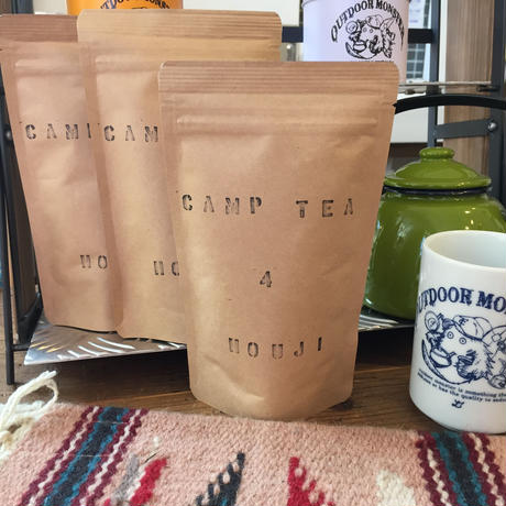 CAMP TEA  【HOUJI】10パック