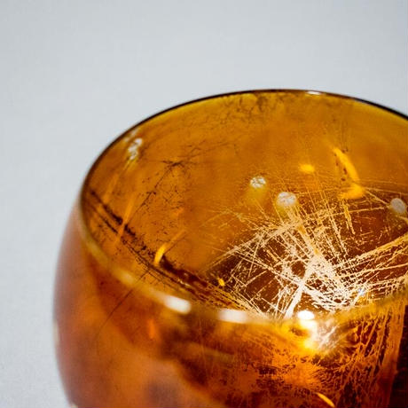 Suki-Urushi Glass - O 透漆グラスO