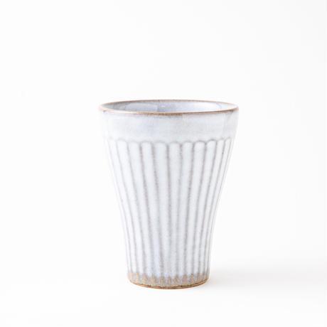 鎬ロングカップ 白釉024w