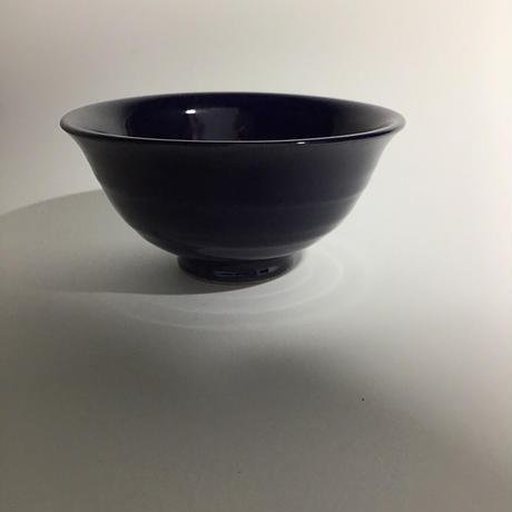 瑠璃釉碗015v