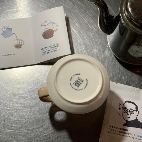 COFFEE BAG 中深ヤキ<10個入り>