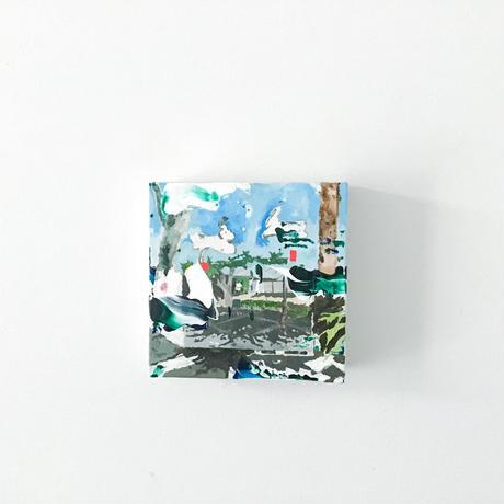 竹下昇平「うさぎ公園」