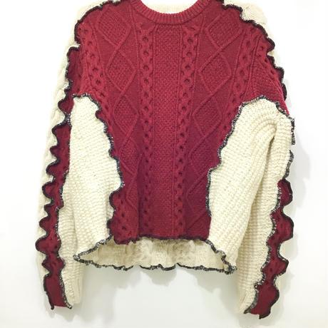 """nve tokki """"docking knit"""""""