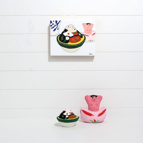 朝野ペコ パネル作品(小)09