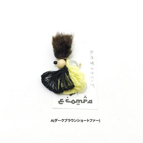 ecompa「牡丹雪 イヤリング」片耳
