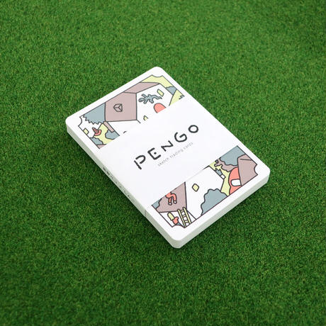 PENGO スケッチカード(25枚入り)