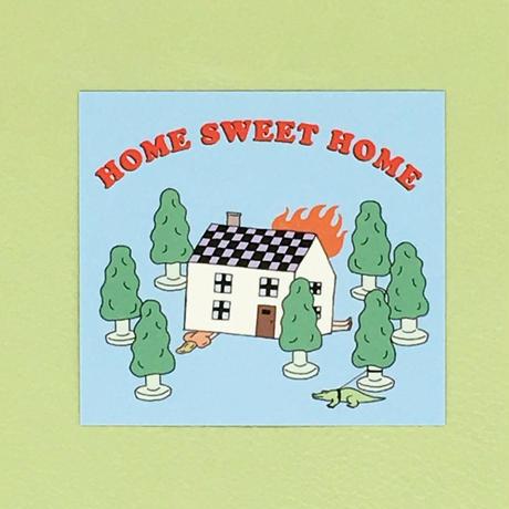中島ミドリ HOME SWEET HOME/ステッカーセット