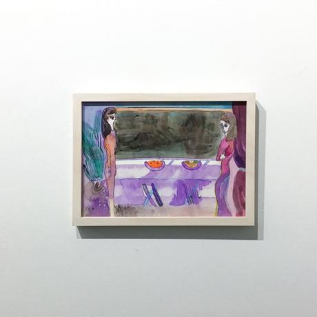 井出佳美「ラーメンとナポリタン」