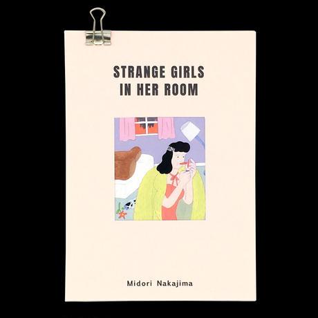中島ミドリ STRANGE GIRLS IN HER ROOM/ZINE