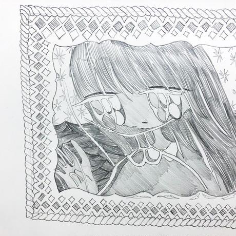 石井海音「ドローイング#2」