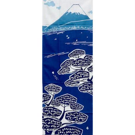 保光敏将「松と富士」