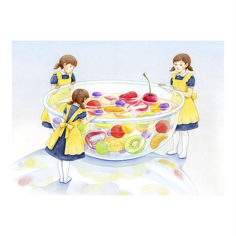 2「フルーツポンチ」