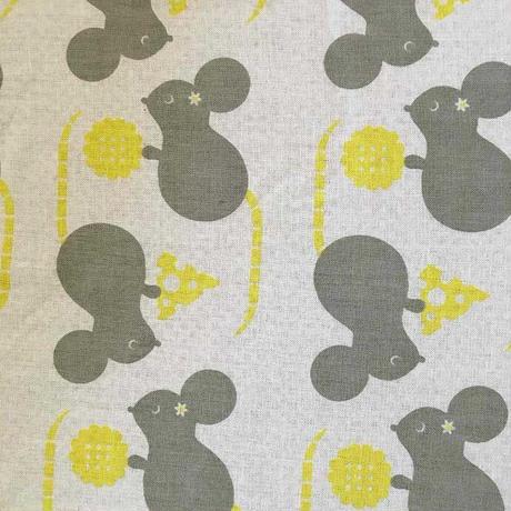 田辺ユミコ ペンギン、ハリネズミ(ピンク/ブルー)、ネズミ