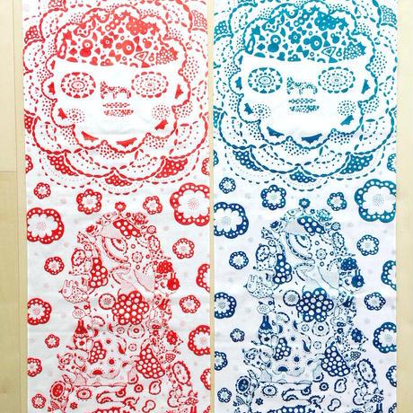 スサイタカコ   太陽ピッピコピー(赤/青)