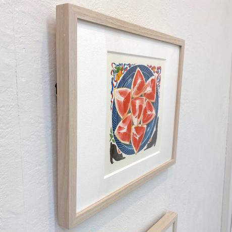 中島梨絵 01「ピンクグレープフルーツ」