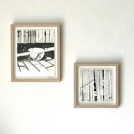 芦川瑞季|砂の城 1 (額装済)/ Mizuki Ashikawa | Sand castle 1 (framed)