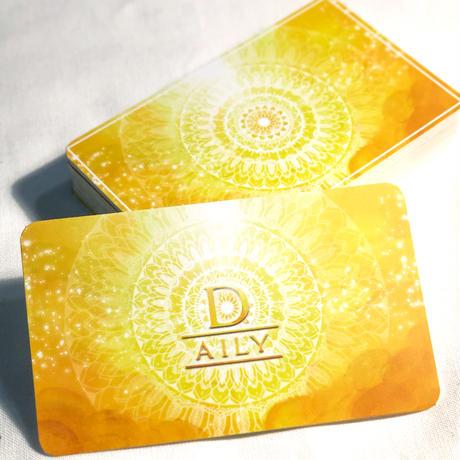 デイリーカード - Daily|オラクルシンキング カード
