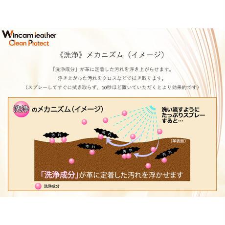 革専用クリーニングスプレー 100ml ウィンカムレザー[クリーンプロテクト]