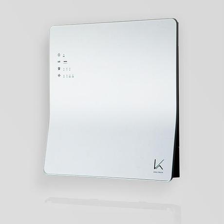 光触媒 除菌・脱臭機 / KL-W01P / 壁掛けタイプ  花粉フィルター搭載