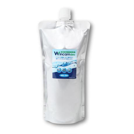 次亜塩素酸水(500ml 詰替パウチ)[ウィンカムデオ]
