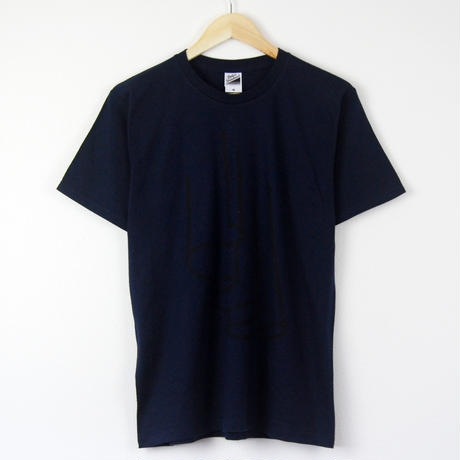 襞図Tシャツ/スタンダードシルエット