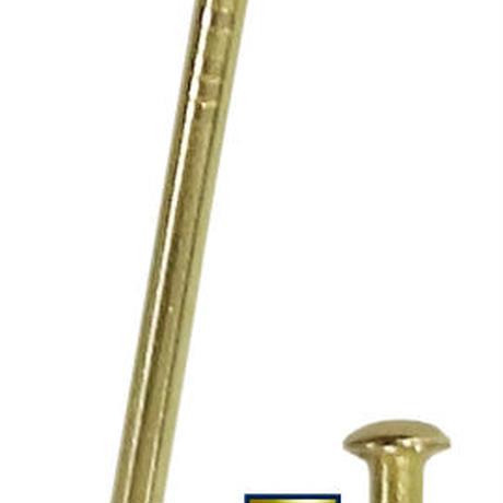 真鍮釘 <230本入 17×19>  Brass Nail <contains 230>