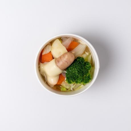 【3個セット】ソーセージと 大きめ野菜のポトフ