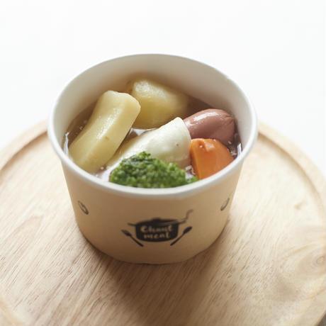 【12個セット】ソーセージと 大きめ野菜のポトフ