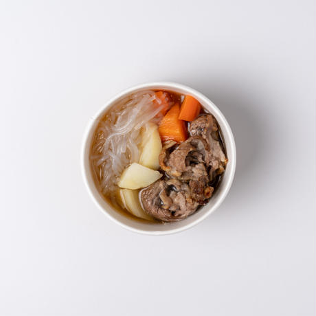 【3個セット】甘醤油で仕上げたスープ肉じゃが