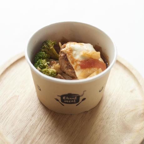 【3個セット】トマトと野菜の ハンバーグスープ