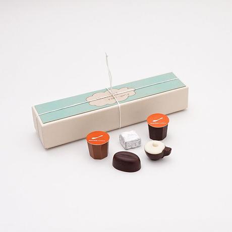 【2月13日(土)~15日(月)店頭引取分】Chocolate Box-1(ショコラテ・ボックス1)(5個入り)