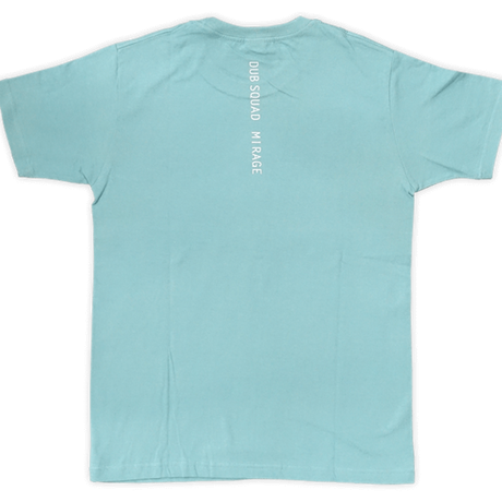 Dub Squad - Mirage T-shirt (green)