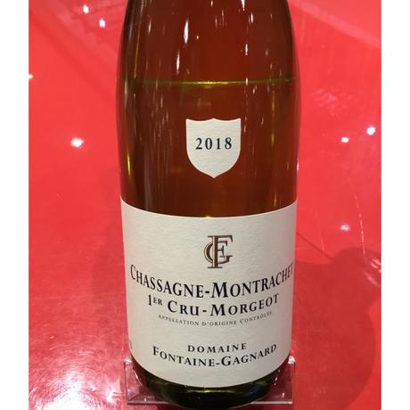 Chassagnr-Montrachet 1ER  Morgeot B 2018/Fontaine-Gagnard シャサーニュ・M 1er モルジョ・B 2018/フォンテーヌ・ガニャール