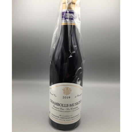 Chambolle Musigny 1Er Combottes 2019 Domaine Chevigny-Rousseau ドメーヌ・シュヴィニー・ルソー