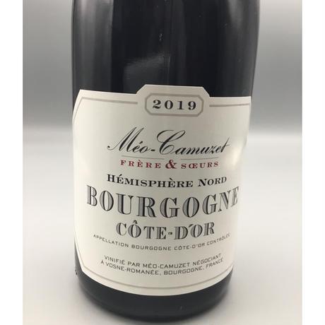 Bourgogne Cote D`or Cuvee Hemisphere Nord 2019/ Meo Camuzet F&S コートドール・エミスフェール・ノール/メオ・カミュゼ F&S