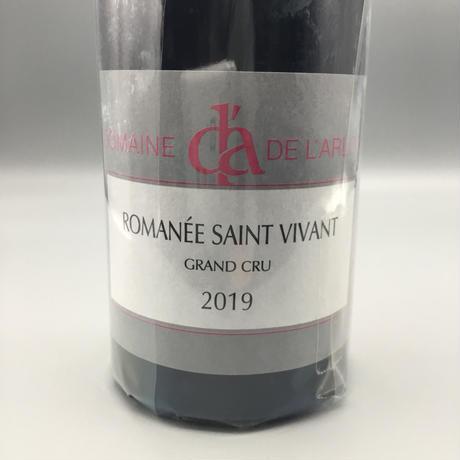 Romanée Saint Vivant  2019/ Domaine de l'Arlot ロマネ・サン・ヴィヴァン 2019 /  ドメーヌ・ド・ラルロ