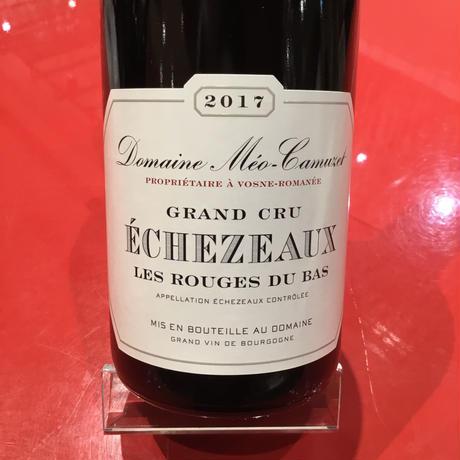 Échezeaux 2017/E Rouget&Echezesux Les Rouges Du Bas 2017/M  Camuzet エマニュエル・ルジェメオ カミュゼ2本セット(条件付)