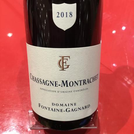Chassagnr-Montrachet Rouge 2018/Fontaine-Gagnard シャサーニュ・モンラッシェ・ルージュ 2018/フォンテーヌ・ガニャール